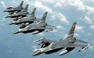امریکی بمبارطیاروں کی شمالی کوریا کی حدود میں پروازیں