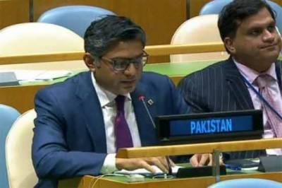 بھارت ٹی ٹی پی اور جماعت الاحرار کو فنڈنگ کر رہا ہے، پاکستانی قونصلر