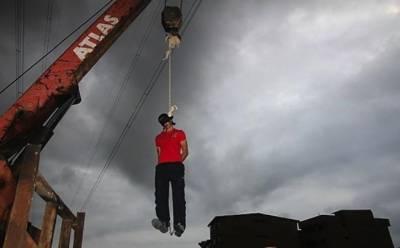 ایران میں مخلوط اور نیم برہنہ پارٹیاں منعقد کرانے والے شخص کو سزائے موت کی سزا