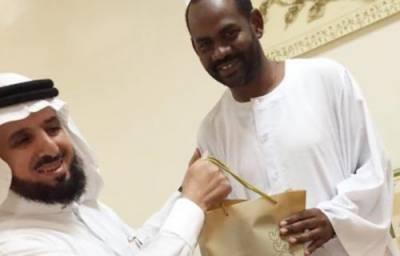 ایماند ار سوڈانی نے سعودی شہری کے لاکھوں ریال قیمتی زیورات پہنچا کر سب کے دل جیت لیے