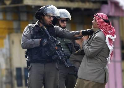 اسرائیلی فوجیوں کی ہٹ دھرمی, 15 فلسطینیوں کو پکڑ لیا