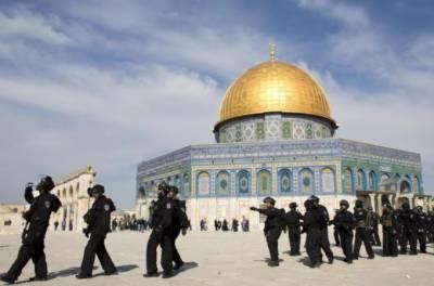 بین الاقوامی تنظیم انٹرپول نے فلسطین کو آزاد ریاست تسلیم کر لیا
