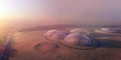 دبئی میں کروڑوں ڈالر کی لاگت سے مریخ جیسا ماحول پیدا کیا جائے گا