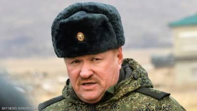 روس نے شام میں مارے جا نے والے جنرل کی تصدیق کردی