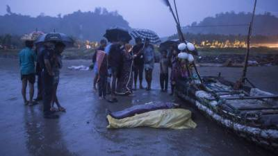روہنگیا مہاجرین کی کشتی الٹنے سے مزید 14 افراد جاں بحق