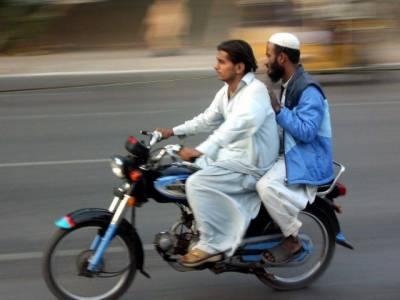 کراچی: 8 سے 10 محرم الحرام تک موٹر سائیکل کی ڈبل سواری پر پابندی