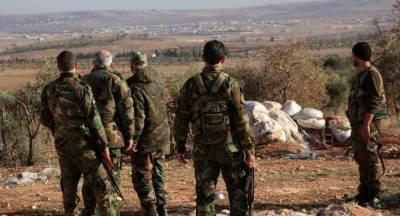 شام میں داعش کے حملوں میں 58 شامی فوجی ہلاک