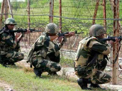 بھارتی فوج کی بلا اشتعال فائرنگ سے پاک فوج کے صوبیدار سمیت 3 پاکستانی شہید