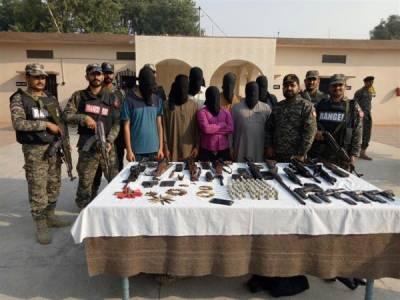 اسلام آباد سمیت پنجاب کے مختلف شہروں سے 27 مشتبہ افراد گرفتار