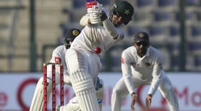 تیسرے روزکاکھیل اختتام پذیر ،پاکستان نے4وکٹوں کے نقصان پر 266رنز بنا لیے