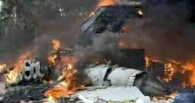 کانگو: فضائی حادثے کے نتیجے میں 12 افراد ہلاک