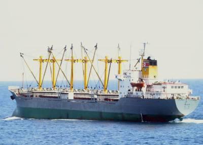 شمالی کوریا کا ہتھیاروں سے بھرا جہاز مصر میں روک لیا گیا