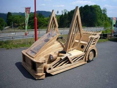 مستقبل کی گاڑیوں کے پرزہ جات لکڑی کے گودے سے بنائے جاسکیں گے، جاپانی ماہرین