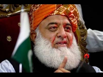 مولانا فضل الرحمان نے دینی و مذہبی جماعتوں سے رابطے تیز کر دیئے