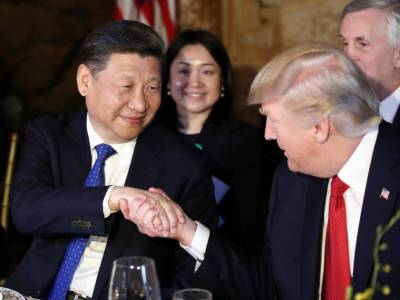 اپنے دوست صدر ٹرمپ کی آمد کا منتظر ہوں، چینی صدر