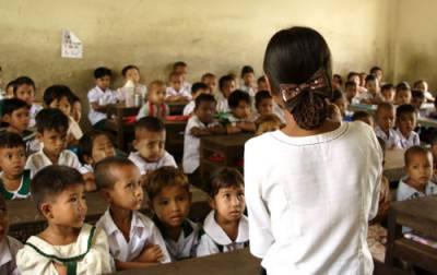 میانمارحکومت نے راکھین میں اسکول دوبارہ کھول دئیے