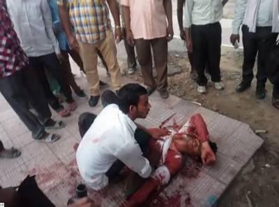 انڈیا میں دلت کو اونچی ذات والوں کا رقص دیکھنے پر قتل کر دیا گیا