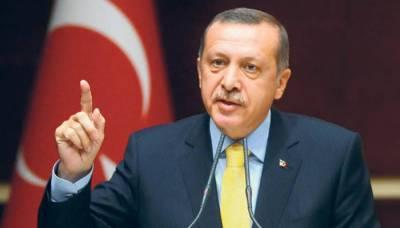 ترکی شمالی عراق میں ہر قسم کی کارروائی کے لیے تیار ہے، صدر رجب طیب ایردگان