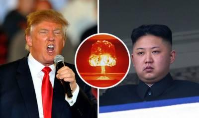 امریکی صدر ٹرمپ نے ایک بار پھر شمالی کوریا کو دھمکی دیدی