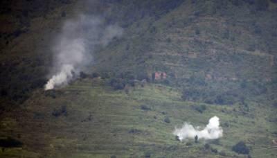 بھارت کی لائن آف کنٹرول پر فائرنگ سے ایک شہری شہید ، 4 زخمی