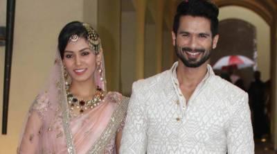 شاہد کپور نے اہلیہ کو اداکارہ بنانے کا ارادہ کر لیا