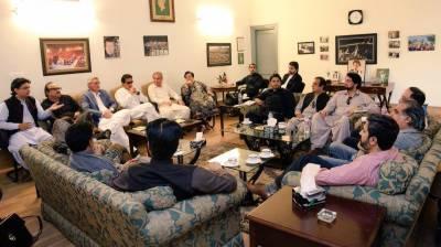 الیکشن بل کی منظوری، عمران خان نے پارٹی اجلاس طلب کر لیا