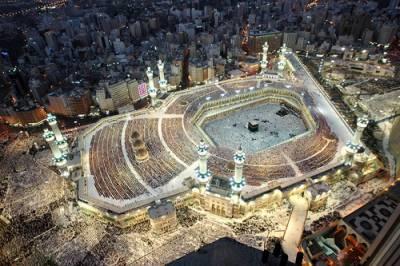 حرمین اور مسجد نبوی کے اطراف میں جدید سہولیات فراہم کرنے کے منصوبے کی منظوری