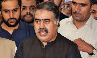 مائنس کرنے کا اختیار صرف عوام کے پاس ہے، وزیراعلیٰ بلوچستان