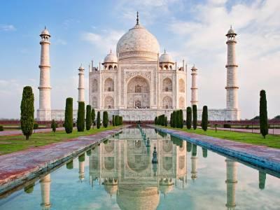 بھارت، وزارت سیاحت نے تاج محل کا نام اپنے کتابچے سے نکال دیا