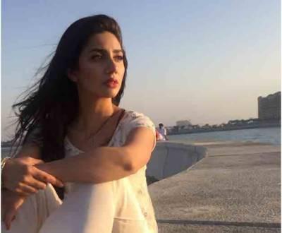 """آ گئی"""" ماہرہ خان کا سوشل میڈیا پر تنقید کرنیوالوں کو """"ٹکا"""" سا جواب"""