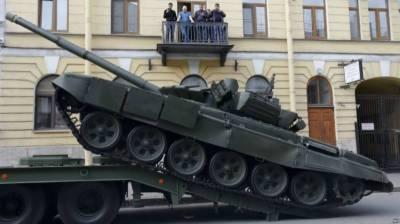 روس کی سربیا کو دفاعی معاہدے کے تحت جنگی سامان کی فراہمی شروع
