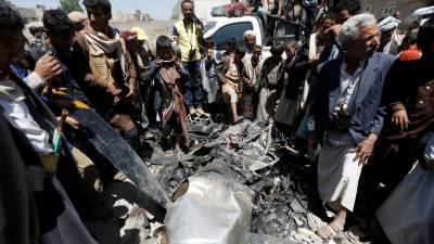 یمن فضایئہ نے امریکا کا بڑا نقصان کر دیا