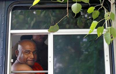 روہنگیا پناہ گزینوں پر حملے ، بُدھ رہنما گرفتار