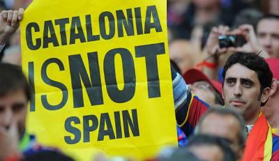 ریفرنڈم کے بعد ہسپانوی پولیس کو کاتالونیا سے نکل جانے کا حکم