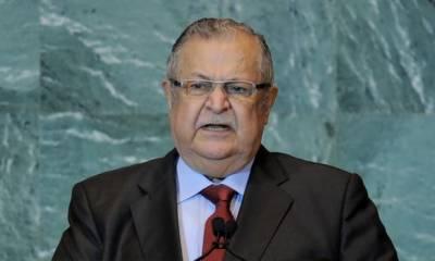 عراق کے سابق کرد صدر جلال طالبانی انتقال کر گئے