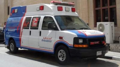 دبئی میں اب انشورنس کمپنی ایمبولینس کے اخراجات برداشت کرے گی