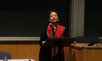 پاکستان جوابی اقدام کے طور پر بھارتی جارحیت کا موثر جواب دیگا ، ملیحہ لودھی