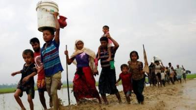 متحدہ عرب امارات نے روہنگیا پناہ گزینوں کو امداد کی فراہمی کے لئے بنگلہ دیش تک فضائی پل قائم کردیا