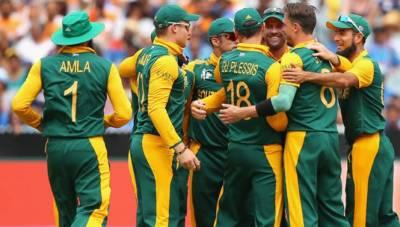جنوبی افریقہ کا بنگلہ دیش کے خلاف ون ڈے سیریز کیلئے ٹیم کا اعلان