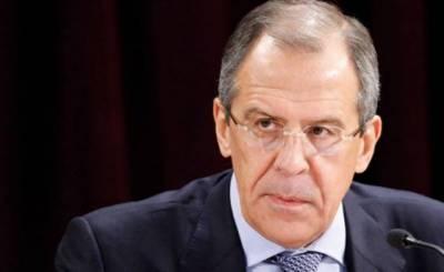 شام کے بحران کے حل کے لئے ایران اور ترکی کے ساتھ تعاون خاص اہمیت کا حامل ہے، روسی وزیر خارجہ