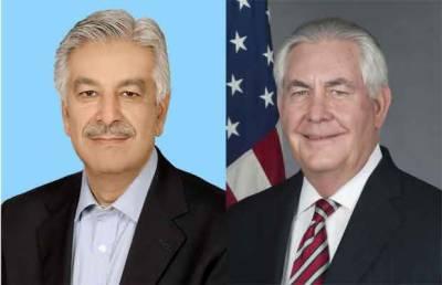 خطے میں دیرپا امن کے لیے پاکستان کا کردار اہم ہے، امریکی وزیرخارجہ