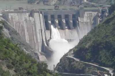 سندھ طاس معاہدہ کی خلاف ورزی, دریائے چناب کا پانی کم ہو کر 15163 کیوسک رہ گیا