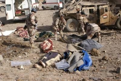 لیبیا کے شہر مصراتہ میں خود کش دھماکا،4افرادہلاک،متعددزخمی