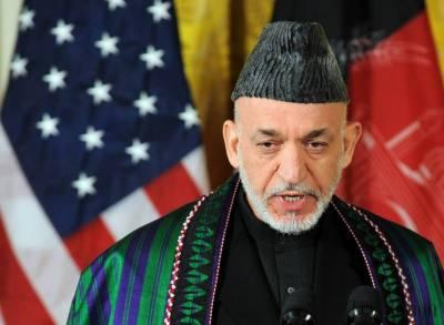 امریکا کی نئی پالیسی خطے کے لیے خونریزی کا پیغام ہے،حامد کرزئی