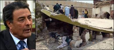 شجاع خانزادہ پر حملے میں ملوث دہشت گرد کراچی میں مارا گیا