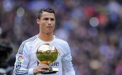 رونالڈو نے فلاحی مقصد کیلئے اپنا ایوارڈ 6 لاکھ یورو میں نیلام کر دیا
