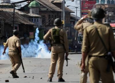 بھارتی پولیس نےحریت رہنما یاسین ملک کو گرفتار کر لیا