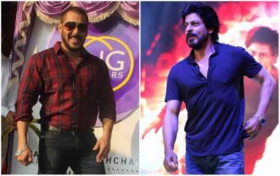 شاہ رخ خان کو سلمان خان کہنے پررپورٹر کی ایسی بے عزتی کہ سب حیران رہ گئے