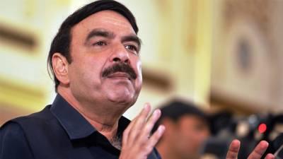 حکمران غیر ملکی ایجنڈے پر کام کر رہے ہیں: شیخ رشید