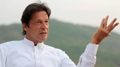 نوازشریف کسی اصول کیلیے نہیں ،منی لانڈرنگ کا پیسا بچانے کیلیے لڑرہے ہیں :عمران خان